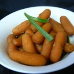 Glazed Carrots Asian Style