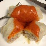 Stuffed Cabbage/Golabki