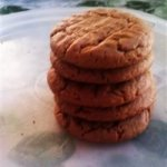 Yummy Peanut Butter Cookies