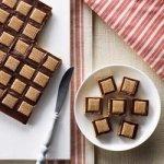 Shreddies No-Bake Peanut Butter Squares