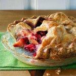 Pear-Plum Pie