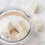 Eggnog Marshmallows