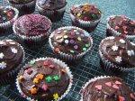 Mom's Chocolate Cupcakes