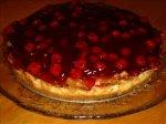 Double Cherry Cheesecake
