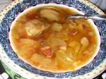 Kohlsuppe - Cabbage Soup