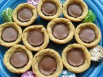 Peanut Butter Cup Cookies (Tarts)