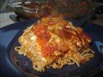 Vegetable Spaghetti Bake