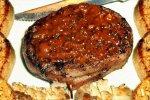 Beef Tenderloin With Southwestern-Style Sauce