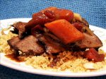 Julia Child's Smothered Beef Brisket