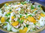 Cashew Chicken Salad With Mandarin Oranges