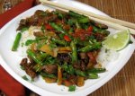 Thai Spicy Beef