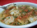 Shrimp and White Bean Stew