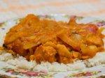 Balti Fish Curry