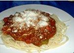 15 Minute Spaghetti Sauce