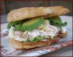 Shrimp Salad Sandwich (Paula Deen)