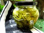 Sweet Pickled Banana Peppers