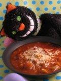 Vegetarian Eggplant (Aubergine) Soup