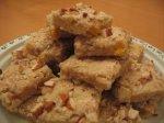 Double Ginger Mango Shortbread