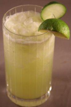 Ginger-Cucumber Limeade