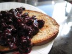 Low Gi Berry Stuffed French Toast