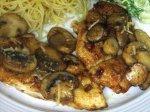 Romano's Macaroni Grill Chicken Marsala
