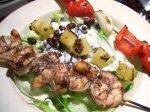 Jivin Jerk Shrimp Salad