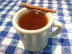 Spiced Orange Tea, Hot or Cold