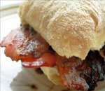 The Great British Bacon Butty - Bacon Sandwich