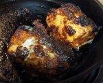 Roast Pork Tenderloin With Sun-Dried Tomato-Chipotle Rub