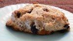 Blueberry and Pecan Scones