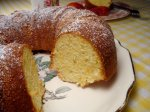 Let Them Eat Orange Bundt Cake