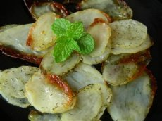 Herb Potato Chips