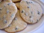 Martha Stewart's Lemon-Currant Cookies