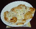 Southern Living's Tarragon Cream Chicken