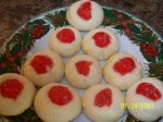 Holiday Spritz Cookies ( Anna Olson's Spritz Cookies)