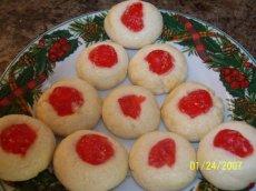 Holiday Spritz Cookies ( Anna Olson's Spritz Cookies)