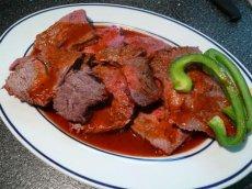 Cuban Style Pot Roast (Boliche)