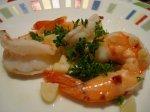Spanish Baked Shrimp