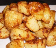 Simply Grilled or Baked Potatoes