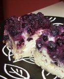 Lemon Blueberry Upside Down Cake