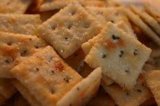 Ranch Garlic Dill Snack Crackers
