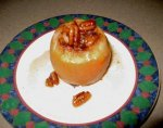 Fruit & Nut Slow Cooker Baked Apples
