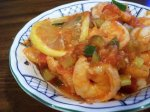 Louisiana Pickers Shrimp With Piquant Sauce