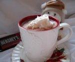 Hot Dark Chocolate