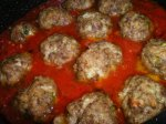 Grandma Maroni's Meatballs and Maroni Sauce 100 Year Old Recipe