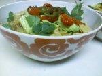 Tortilla Soup With Chicken & Veggies