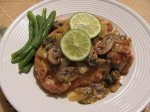 Key Lime-Blue Cheese Chicken