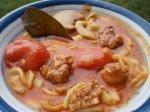 Italian Sausage Crockpot Soup