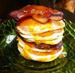 Jalapeno-Cornmeal Pancakes