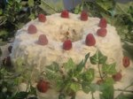 Malibu Rum Coconut Cake
